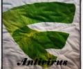 Zelen simbol