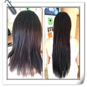 Dolgi crni lasje