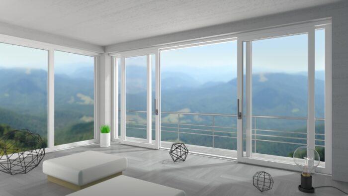Panoramska okna