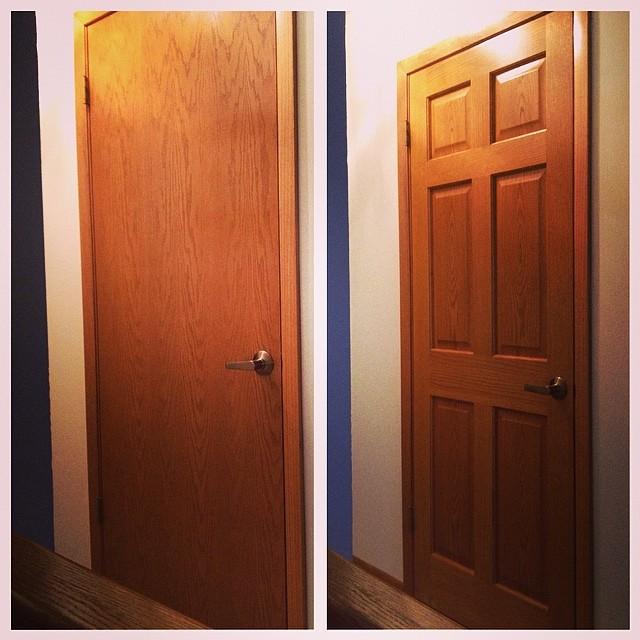 Menjava vrat vašega doma