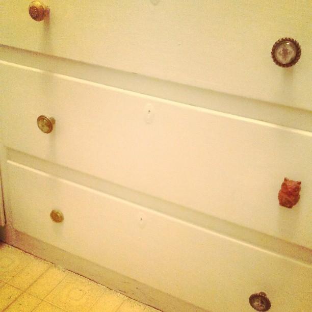 Ročaji za pohištvo otroških sob